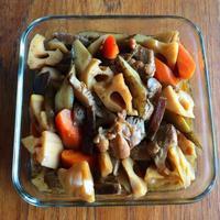 【煮物】根菜が美味しい炒り鶏 - 野口家のふだんごはん ~レシピ置場~