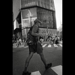 常用街歩きカメラの静かな余生 - 正方形×正方形