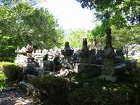 熊野古道・近露の里~野長瀬一族の墓~比曽原王子へ - 東 道のきのくに花街道