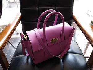 SORRY, SOLD OUT MULBERRY SMALL BAYSWATER ORCHID - AVALON BLOG