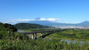 台風一過で猛暑の富士山ツーリング -
