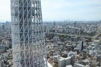 東京ソラマチ 天空のレストランへ。。。 - 暮らしを紡ぐ