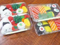 イベントにもって行くお弁当とお寿司 - maruwa★taroのFelt Factory