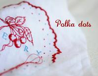 新しいキット sample - polka dots