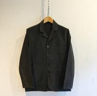 40'〜50's Black Moleskin ラペルジャケット - DIGUPPER BLOG
