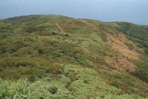 秋色の赤兎山 - yukoの絵日記