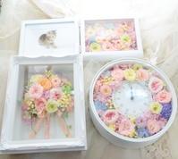 プリザーブドフラワーのブーケをリメイクして、ご自宅のインテリアに - 一会 ウエディングの花