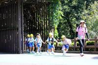 どうぶつえん遠足(第一班) - 慶応幼稚園ブログ【未来の子どもたちへ ~Dream Can Do!Reality Can Do!!~】