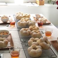 スタートレッスンを開催しました! - パンとアイシングクッキー、マシュマロフォンダントの教室 launa