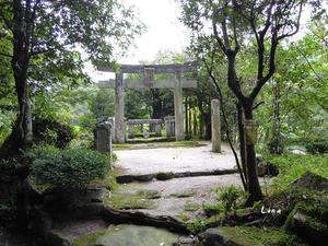 糸島バスハイク2  染井の古道を探検した - ひもろぎ逍遥