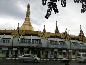 ヤンゴンは実に不思議な町だった2 - イ課長ブログ