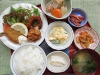 ミックスフライ★(^^♪・・・・・700円ランチ - 日だまりカフェ