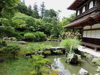 京都そぞろ歩き・庭園探訪:銀閣寺庭園 - 日本庭園的生活