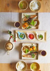 秋のおうちごはん - 陶器通販・益子焼 雑貨手作り陶器のサイトショップ 木のねのブログ