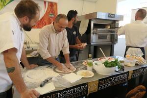 プロに学ぶ 天然酵母でピザ作り、セニガッリア パンの祭典 - イタリア写真草子 - Fotoblog da Perugia