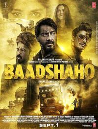 【Baadshaho】 - ポポッポーのお気楽インド映画