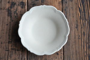 Awabi weraさんの輪花皿 - ブログ   FRANK 暮らしの道具