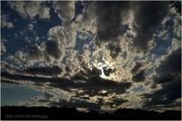 空と雲 - muku3のフォトスケッチ
