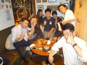 ★韓国と日本の交流★ - 東心斎橋の隠れ家 Five Stars Bar