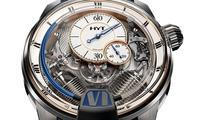 HYT H2 TRADITION WATCH ー液体で時間を表示する機械式時計 - 鴎庵