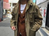 クラシカルなテイストには、このフィールドジャケット! - magnets vintage clothing コダワリがある大人の為に。