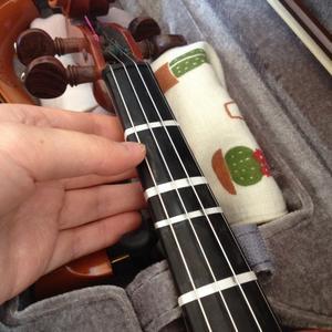 音階シール - 大人ですがバイオリン始めました