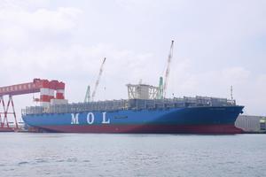 """MOL TREASURE"" - 造船・船舶の画像2"