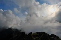 雲と戯る - 思い出を残して歩け。