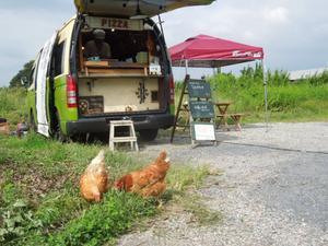 「ピッツァの日 Sep-2017」 - 自然卵農家の農村ブログ 「歩荷の暮らし」