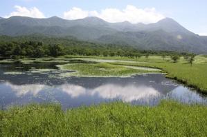 知床五湖はあくまで静か -