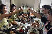 追加レッスン 9月30日(土)あと、お一人です♡【カフェスタイルのパン教室 baking@tete】 - 神戸カフェスタイルのパン教室 baking@tete