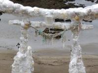 珠洲芸術祭チラ見して、イカ様定食でランチして、海の家でカフェ~珠洲~ - 日々ニコニコ