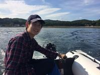 <vol.498>7月の博多湾_志賀島沖へ - 水の流れとともに