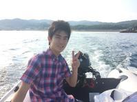 <vol.492>初秋の博多湾_志賀島沖へボートフィッシング - 水の流れとともに