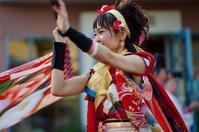 2017銭形よさこい祭りその32(松山よさこい 風舞人その2) - ヒロパンの天空ウォーカー