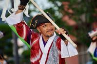 2017銭形よさこい祭りその35(華舞〜鬼蜂〜その1) - ヒロパンの天空ウォーカー