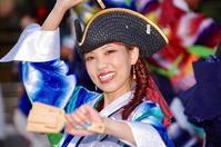 2017銭形よさこい祭りその36(華舞〜鬼蜂〜その2) - ヒロパンの天空ウォーカー