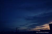 三日月 - Noriko's Photo  -light & shadow-