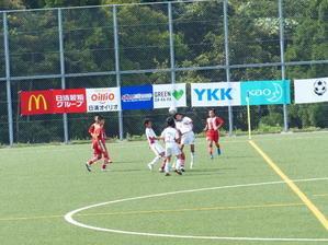 U12プレイオフ1,2回戦 -