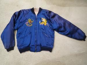 50's JAPAN SOUVENIR JACKET - DELIGHT CLOTHING&SUPPLY