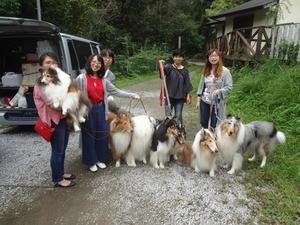 宮崎大型犬宿#ゆすの木#(家族は一杯!!) -