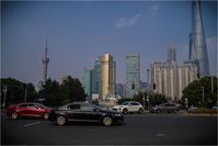 上海の車~ - tabatabata