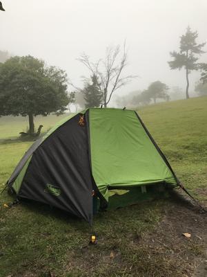 大野アルプスランドでソロキャンプ - おっさんの独り言