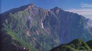 北アルプス・針ノ木岳登山記 2017 その2 - 季節(いま)を求めて