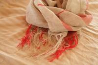 沖縄からも!うれしいな~ - 手織り むつみ工房