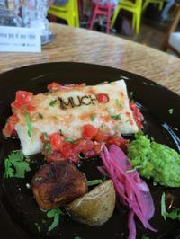 雰囲気良し!遅めのランチタイムはゆったり楽しめました。:MUCHO -MODERN MEXICANO- (ムーチョ モダンメキシカーノ)丸の内 - あれも食べたい、これも食べたい!EX