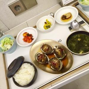 ソウル旅行 その13 アワビ☆美味し過ぎて感動の夕食「GEBANG SIKDANG」☆ - ハレクラニな毎日Ⅱ