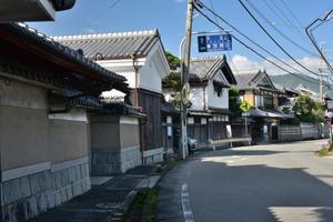 篠山街道 亀岡から福住を行く - 無垢の木の家・古民家再生・新築、リフォーム 「ツキデ工務店」