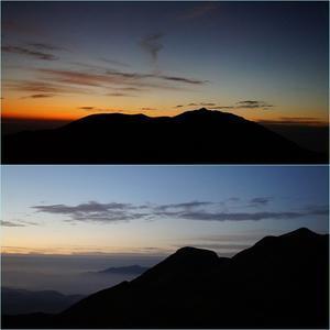 初秋の三俣山へ御来光登山。 - そうだ!山に登ろう