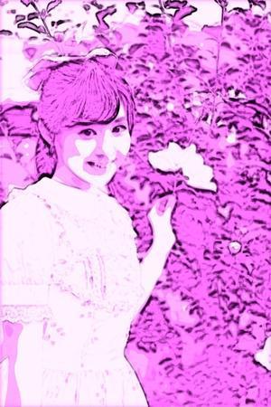 うさぎピンクの恋わずらい